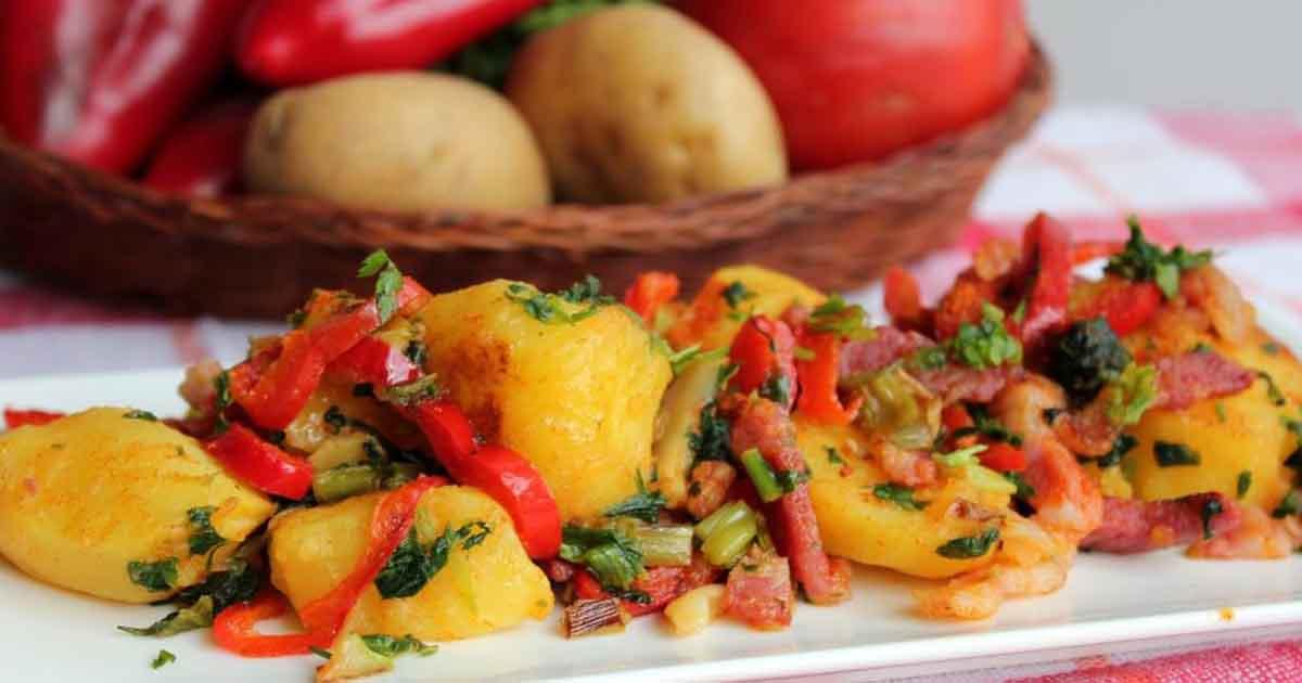 Cartofi boierești
