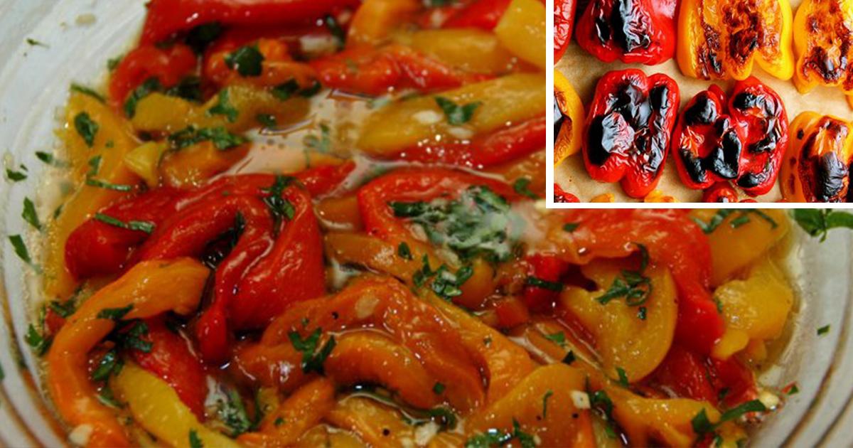 Ardei suculenți în marinadă fără oțet. O rețetă delicioasă în stil tradițional armenesc