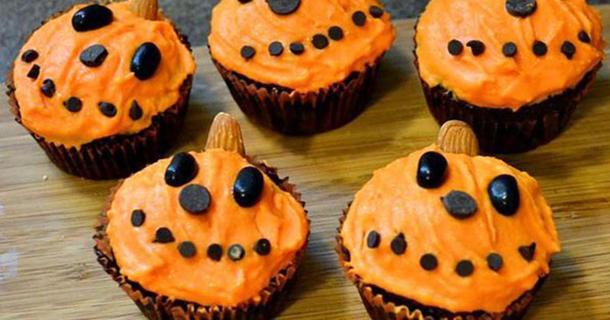 Brioșele dovleac, sărbătorește Halloween cu un preparat delicios!