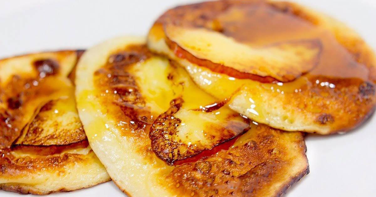Oladii din mere: un mic dejun extraordinar de gustos și sănătos!