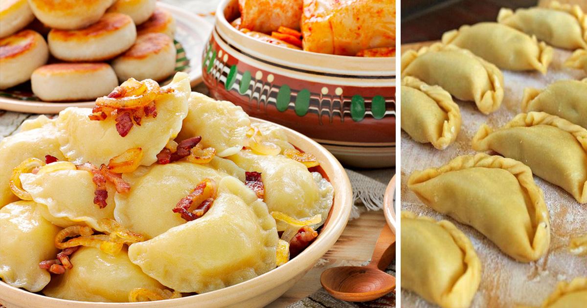 Chiroste cu cartofi și ciuperci, rețeta originală de care nu te mai poți sătura!Se prepară din