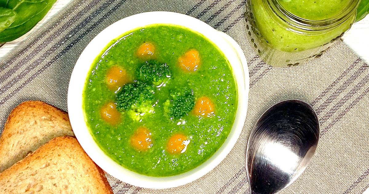 Supa care detoxifică organismul, foarte sănătoasă și consistentă