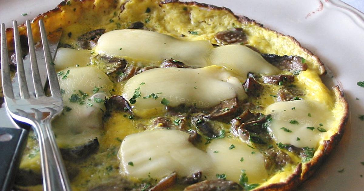 Cum prepară italienii omleta. Poartă denumirea de Frittatta și este foarte bună!