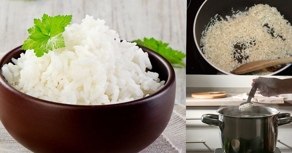 Cum faci cel mai bun orez: tainele preparatului uşor şi deosebit de gustos, cât se fierbe orezul ca să rămână întreg