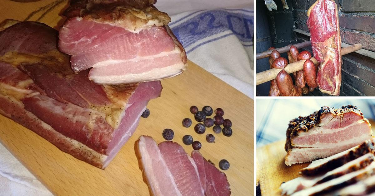 Cum se face șunculița țărănească de casă, un deliciu pentru micul dejun sănătos și gustos!  Niciun român nu trebuie să rateze această rețetă