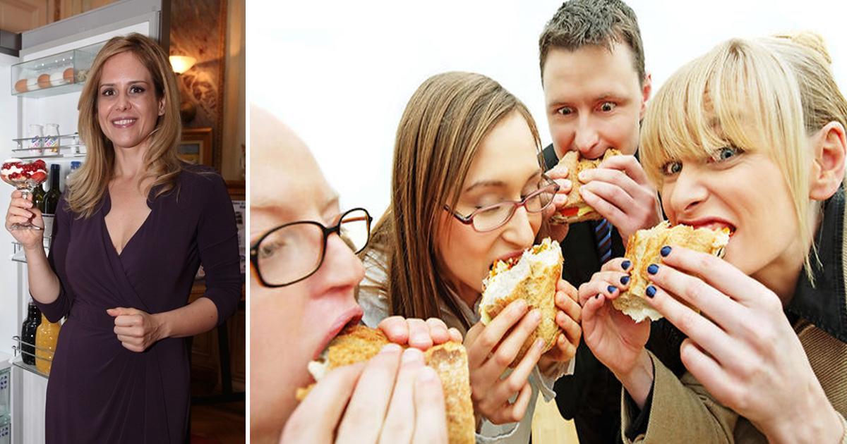 De ce ne este foame mereu? Nutri;ionistul Monica Bilic ne explică de ce nu putem renunța la acest obicei de multe ori dăunător