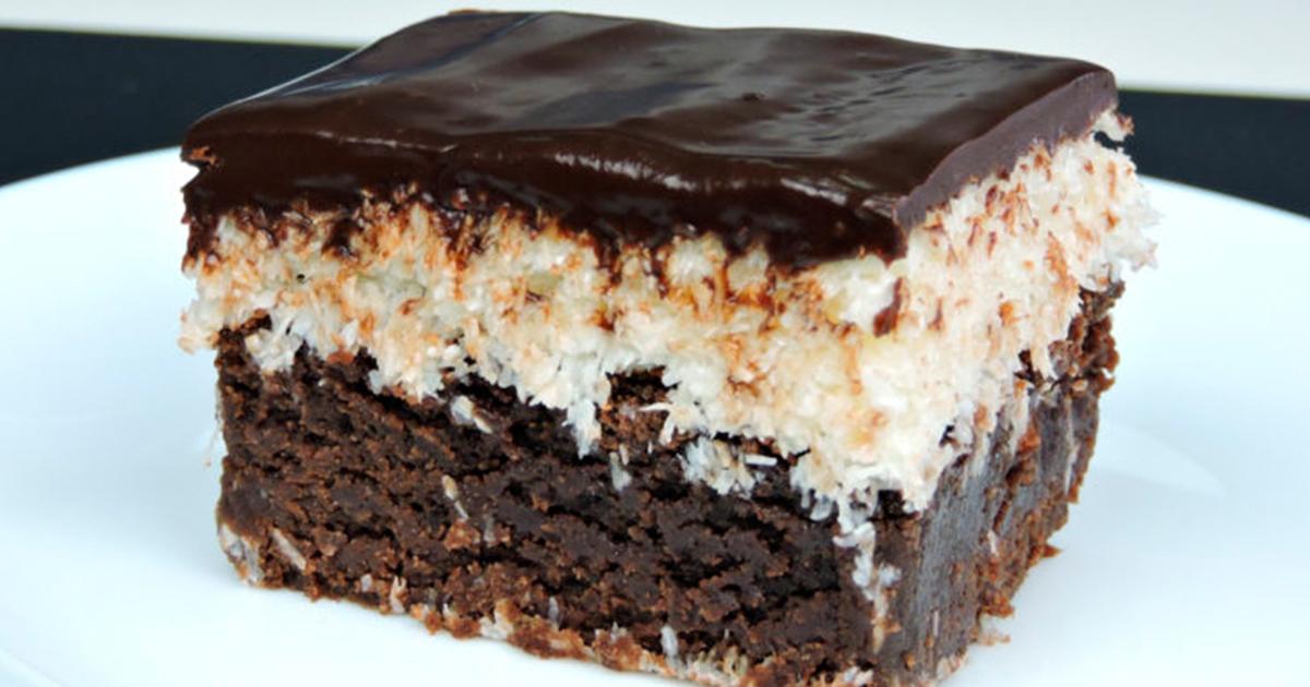 Prăjitura Coca Cola, mai bună decât orice altă prăjitură de casă