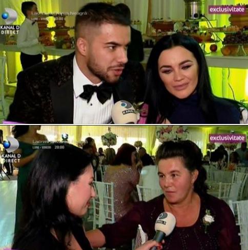 """Prima declarație a mamei lui Culiță Sterp despre împăcarea lui cu Carmen de la Sălciua! Ce a zis femeia când și-a văzut fiul la brațul fostei neveste: """"Eu i-am spus…"""":"""