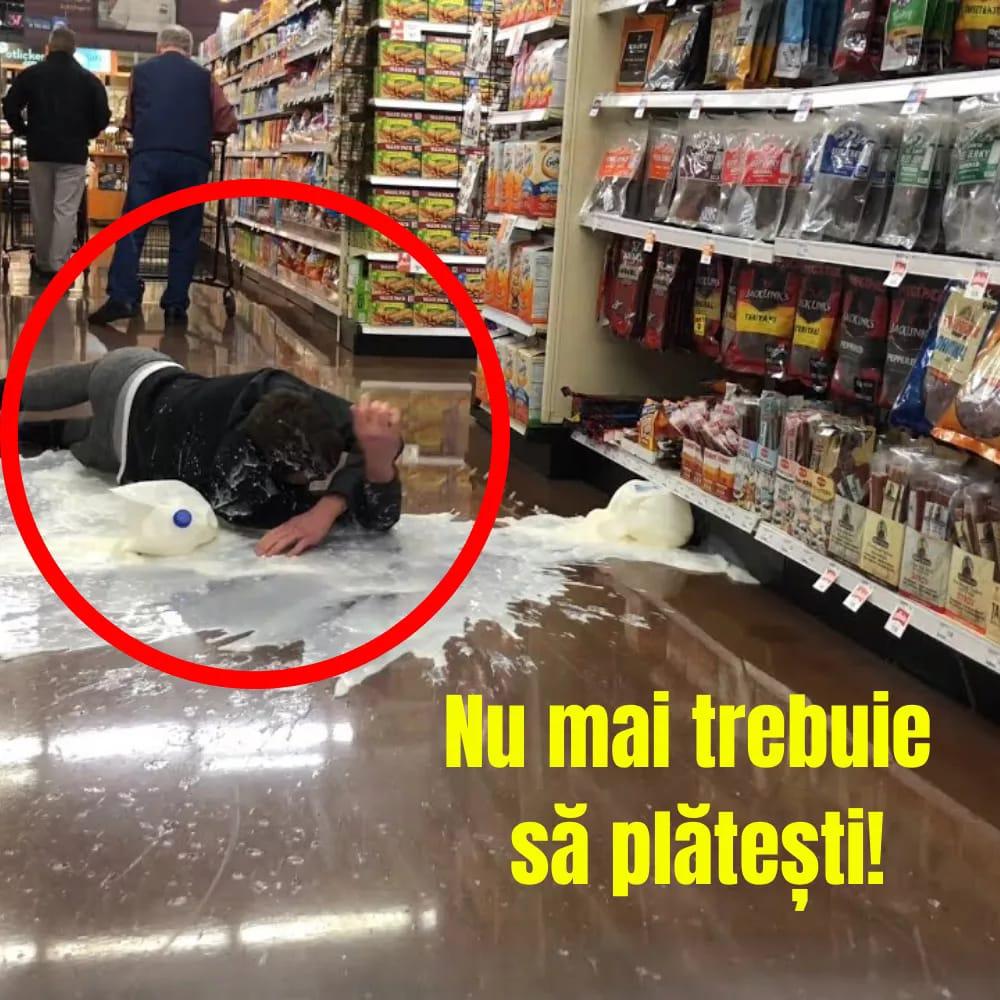 Dacă ați spart ceva în magazin, NU vă grăbiți să plătiți