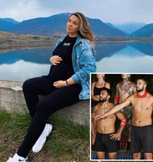Ce se întâmplat acasă cu Daniela Iliescu, iubita lui Culiţă Sterp, însărcinată în 7 luni